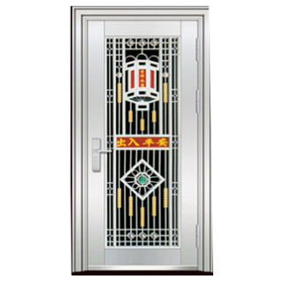 FPL-S5011 Wholesale New Design Modern Family 304 Stainless Steel Door