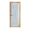 FPL-7001 Luxury Design High Quality Bathroom Door