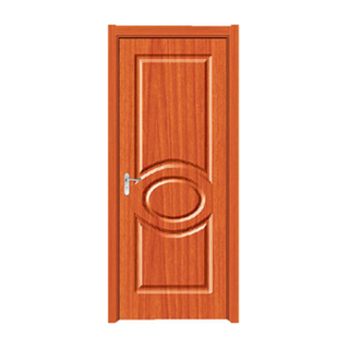 FPL-4018 Brown Factory Standard Size Toilet Rfl Pvc Door