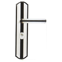 LS27 Plate Stainless Steel Plate Window Door Handle
