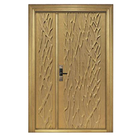 FPL-2003 Elegant Modern Wholesale Bullet Proof Explosion Door