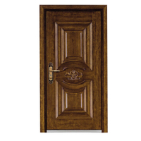 FPL-Z7012 Security Retro Style Armored Entrance Door