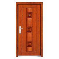 FPL-1017 Home Main Entrance Security Steel Armored Door