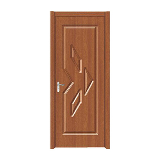 FPL-4012 High Quality Wood Carving PVC Door