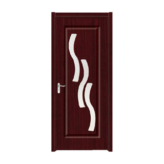 FPL-4022 PVC Toilet Door PVC Bathroom Door
