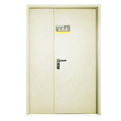 FPL-H5002 High Quality Double Leaf Fire Rated Emergency Escape Door