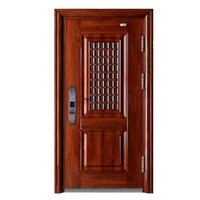 High Security Special Main Entrance Steel Security Door