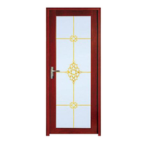 FPL-7011 High Quality Aluminum Bathroom Door Interior Door