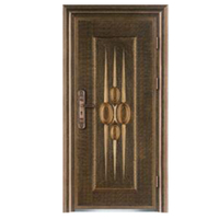 FPL-2001 Wholesale New Design Modern Family Explosion Door