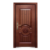 FPL-Z7008 Bullet Proof Calssic Armored Entrance Door