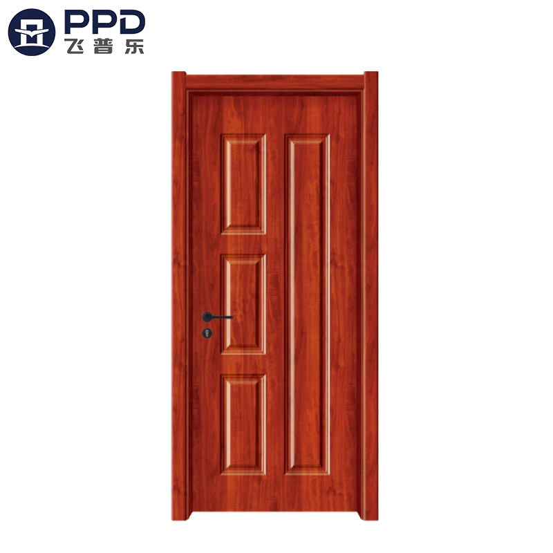 PHIPULO Farmhouse Style Wood Interior WPC Doors