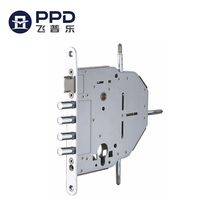 PHIPULO Single Dead Bolt Stainless Steel Home Use Entry Security Door Locks